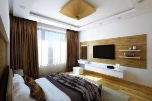 современная спальня фото 37