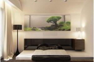 современная спальня фото 39