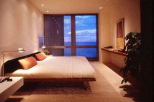 современная спальня фото 41