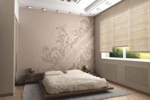 современная спальня фото 42