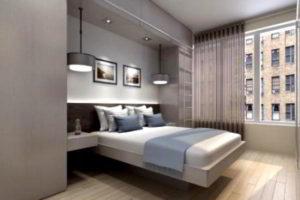 современная спальня фото 44