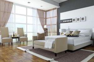современная спальня фото 45