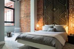 современная спальня фото 49