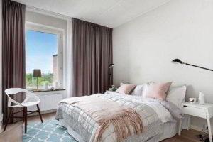 современная спальня фото 51