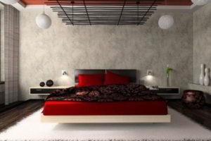 современная спальня фото 55