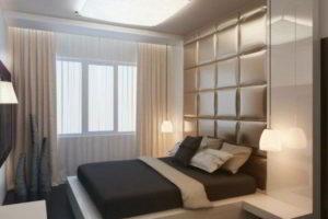 современная спальня фото 57