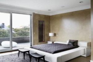 современная спальня фото 58
