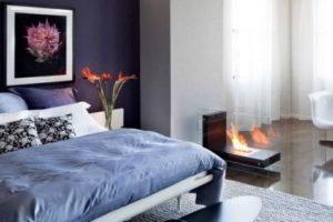 современная спальня фото 59