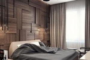 современная спальня фото 60