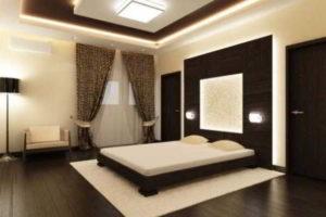 современная спальня фото 64
