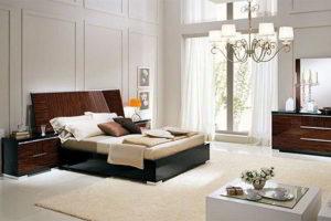современная спальня фото 65