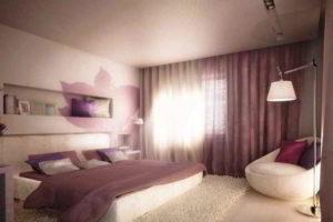 современная спальня фото 68