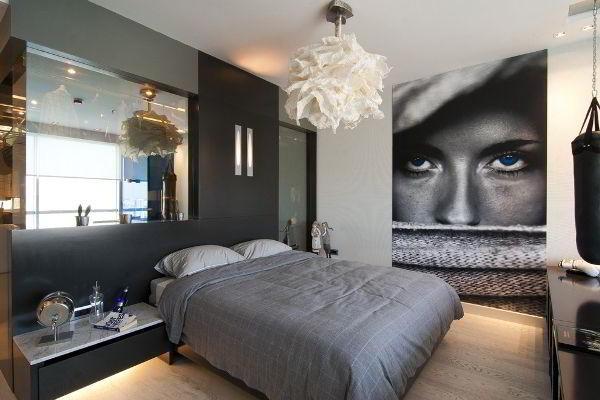 спальня в современном стиле дизайн фото 11
