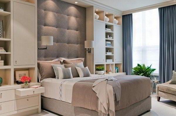 спальня в современном стиле дизайн фото 15