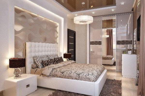 спальня в современном стиле дизайн фото 5