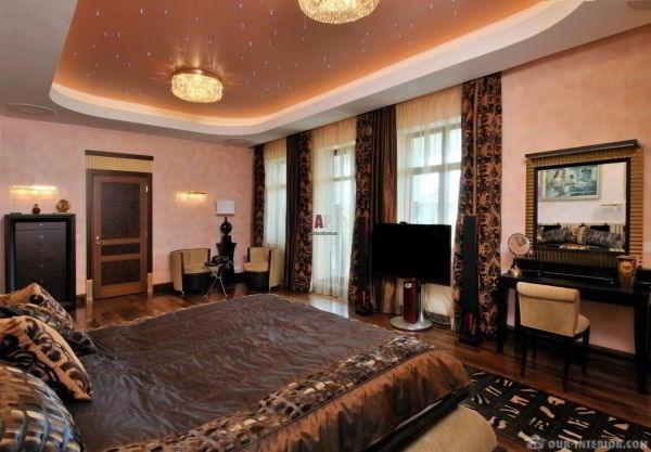 спальня в современном стиле дизайн фото 7