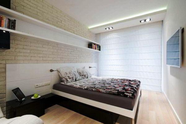 спальня в современном стиле дизайн фото 8