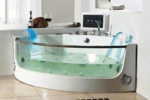 угловая ванна фото 17