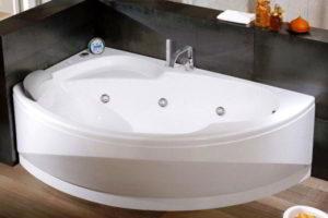 угловая ванна фото 26