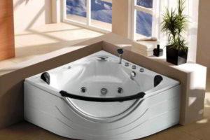 угловая ванна фото 27
