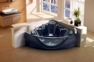 угловая ванна фото 32
