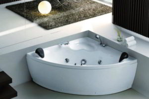 угловая ванна фото 4