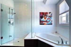 угловая ванна фото 46