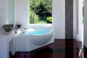 угловая ванна фото 52