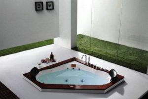 угловая ванна фото 53