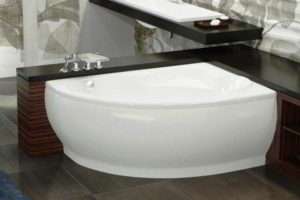 угловая ванна фото 55