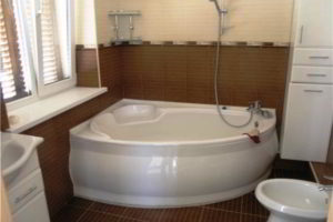 угловая ванна фото 6