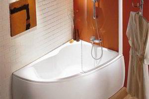 угловая ванна фото 7