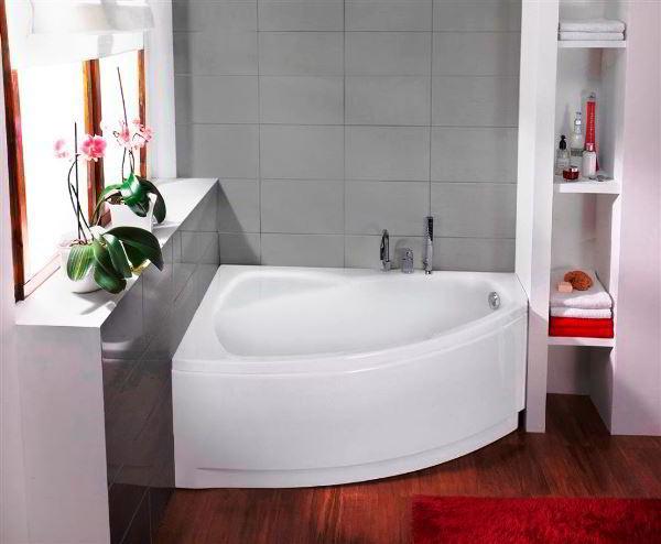 угловая ванная фото 11