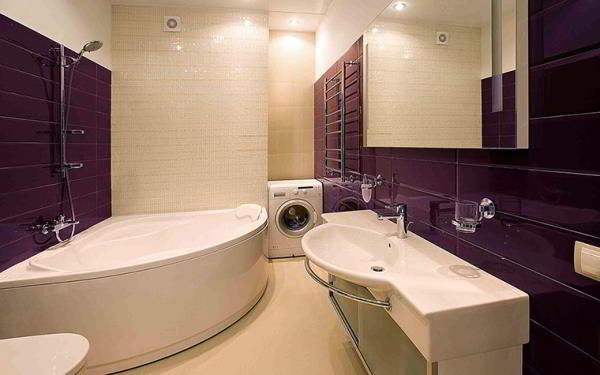 угловая ванная фото 3