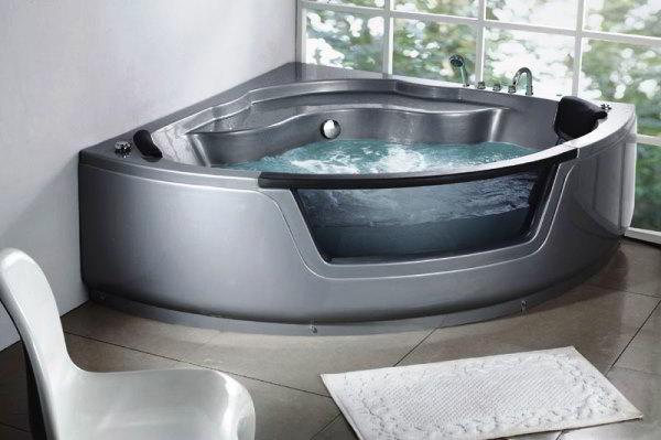 угловая ванная фото 4