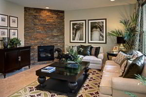 угловые камины в интерьере гостиной фото 16