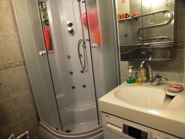 ванная 3 кв. м фото 12
