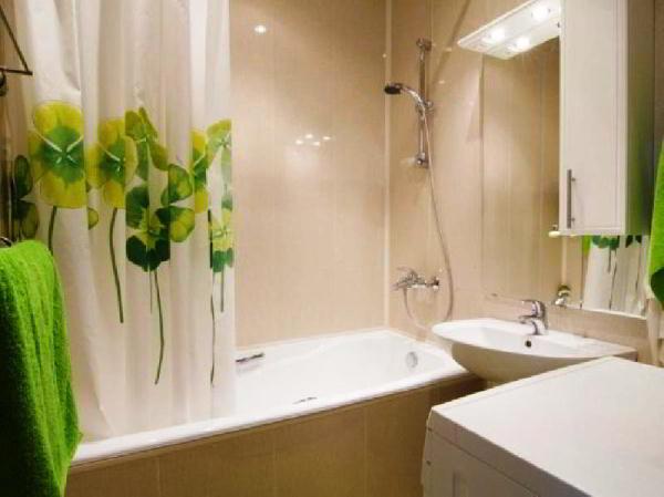 ванная 3 кв. м фото 14