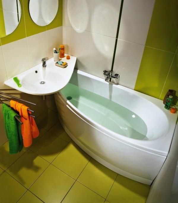 ванная 3 кв. м фото 3