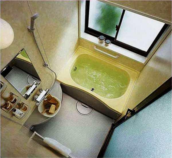 ванная 3 кв. м фото 8
