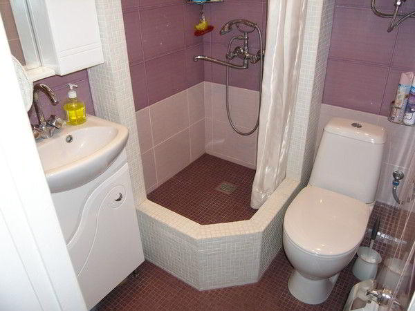ванная в хрущевке фото 10