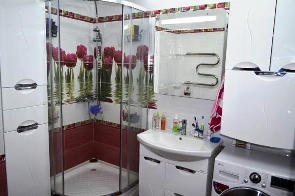 ванная в хрущевке фото 4