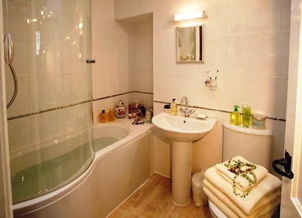 ванная в хрущевке фото 7