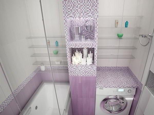 ванная в хрущевке фото 8