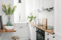кухня в эко стиле