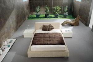 минимализм в спальне фото 15