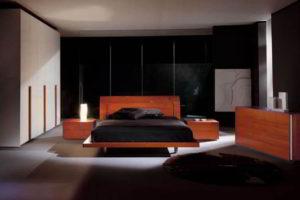 минимализм в спальне фото 19