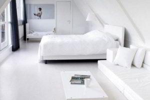 минимализм в спальне фото 34