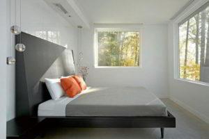 минимализм в спальне фото 35