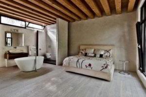 минимализм в спальне фото 40